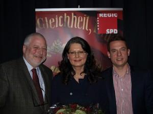 Die SPD wählt Christiane Karl zu ihrer Spitzenkandidatin für die Kommunalwahl im Mai.
