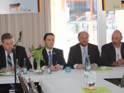 BDM und SPD luden Milchbauern nach Monschau-Imgenbroich ein