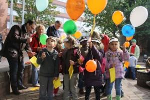 AWO-Demo in Eschweiler; Bild: AWO
