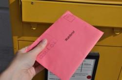 Briefwahl in Deutschland - © VRD - Fotolia.com