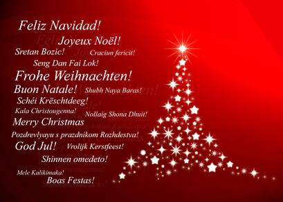 Weihnachtskarte, Bildquelle: © vanhorden - Fotolia.com