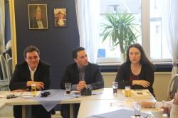 Stefan Kämmerling zu Gast beim SPD-Ortsverein Weisweiler