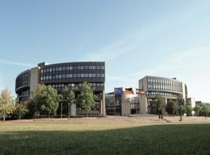 Landtag NRW; Bild: Bernd Schälte