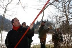 Tatkraft-Tour in Mulartshütte
