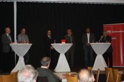 """""""Parken in der Innenstadt"""", Veranstaltung SPD-Ortsverein Eschweiler-Mitte"""