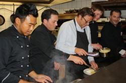 Kochen für den guten Zweck am 23.04.2012