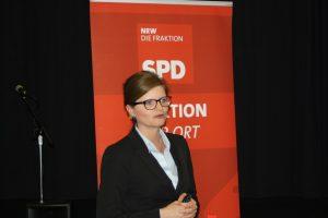 Sarah Philipp MdL, wohnungsbaupolitische Sprecherin der SPD-Landtagsfraktion