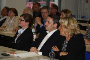 Sarah Philipp MdL, Stefan Kämmerling MdL und Eva-Maria Voigt-Küppers MdL