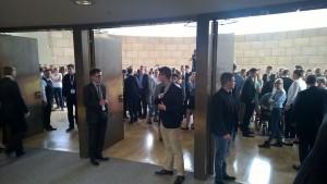 Hammelsprung im Jugend-Landtag