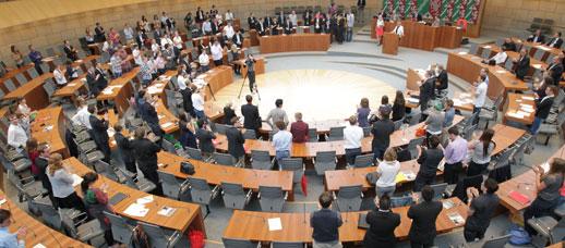 Bild: Landtag NRW / Schälte