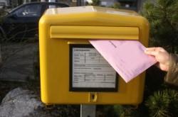 Briefwahl; Bild: Norbert Staudt, pixelio.de