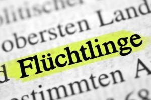 """Landtagsabgeordneter Stefan Kämmerling: """"1,44 Millionen Euro für die Region für die Unterbringung und Versorgung von Flüchtlingen""""; Bild: kwarner - Fotolia.com"""