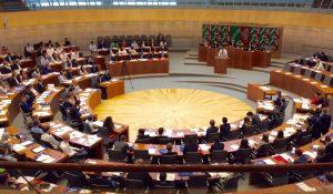Im Parlament ein Wörtchen mitgeredet; Bild: Landtag NRW/Schälte