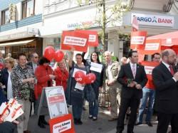 SPD-Landtagskandidat Stefan Kämmerling kämpft um jede Stimme