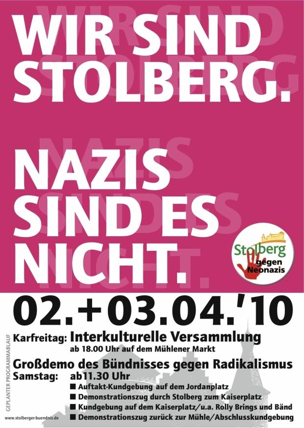 Wir sind Stolberg!
